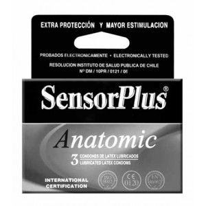 "Sensor Plus ""Anatomic"""