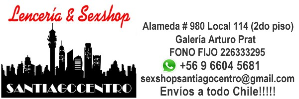 Sex Shop Santiago Centro